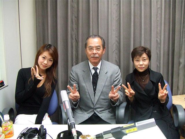 野田義治さん 《第二三回》11月7日(火)放送のゲストは、芸能プロダクション社長の野田... 『
