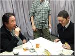 橋本ひろしさんです。