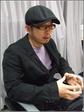 岡野弘文さん。